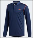 Adidas Thermal Poloshirt Navy