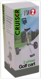 Cruiser TW2 Compact 2 wiel Golftrolley