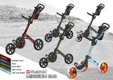 fastfold Mission 5.0, 3 wheel golf trolley, clicgear 5.0, 4.0, compact golf trolley, strong golf trolley, small golf trolley,.