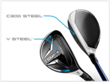 Taylormade SIM MAX Rescue Heren