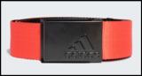 Adidas Reversible Webbing Belt Rood Zwart
