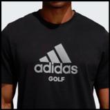 Addias Golf Tee Black
