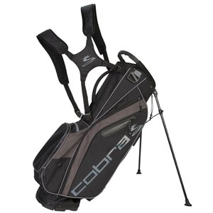 Cobra Ultralight Standbag Zwart Charcoal