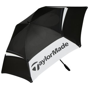 TaylorMade Double Canopy 68 Black White Grey