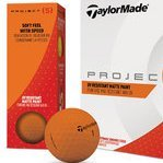 Taylormade Project S Oranje Sleeve