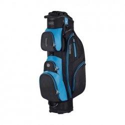 Bennington QO14 Lite Cartbag Zwart Blauw