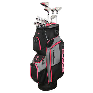 Cobra XL Speed Complete golfset Dames 15-Delig