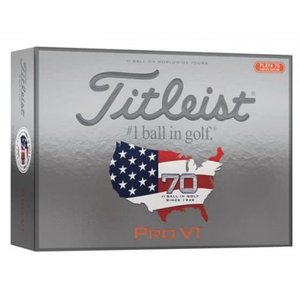 Titleist Pro V1 Play 70 Limited Edition