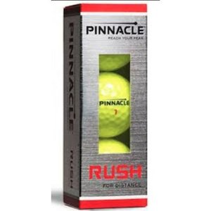 Pinnacle Rush Geel Sleeve