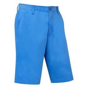 Heren Short UA Match Play Blauw