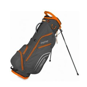 BagBoy Trekker Standbag Charcoal Orange