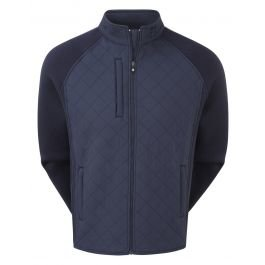 Footjoy Tech Quilted Jacket Navy