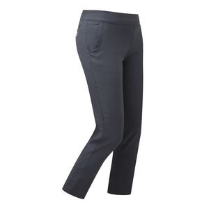Footjoy Performance Twill Cropped Dames Golfbroek Charcoal