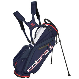 Cobra Ultralight Standbag Navy Red