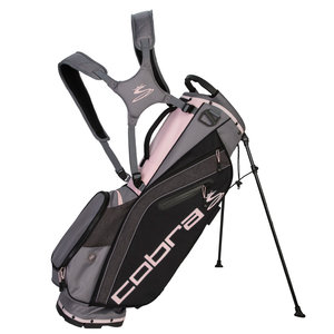 Cobra Ultralight Standbag Charcoal Pink