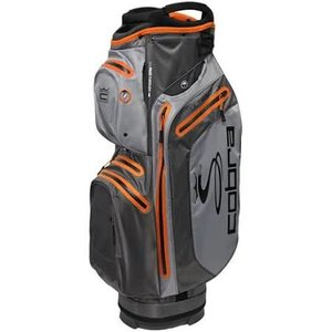 Cobra Ultradry Cartbag Charcoal Orange