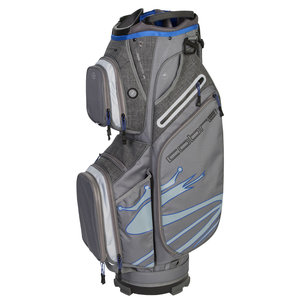 Cobra Ultralight Cartbag Grijs Blauw