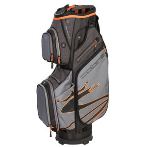 Cobra Ultralight Cartbag Charcoal Orange