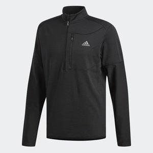 Adidas Climawarm Gridded Layer Sweatshirt Zwart