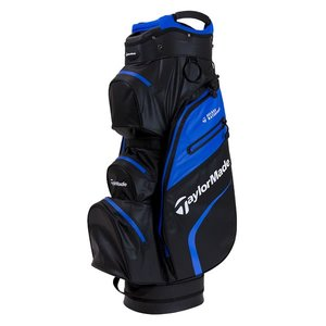 Taylormade Deluxe Cartbag Waterproof Black Blue