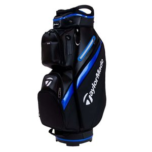 Taylormade Deluxe Cartbag Black Blue