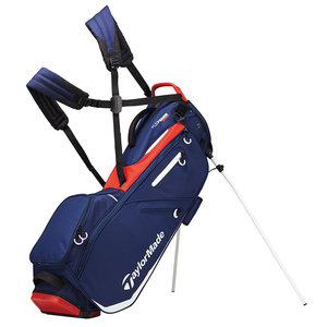 Taylormade FlexTech Standbag Navy Red