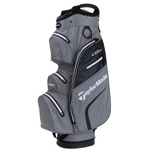 Taylormade Deluxe Cartbag Waterproof Gray