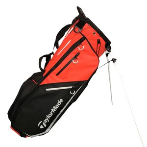 Taylormade FlexTech Standbag Orange Black