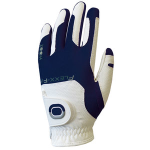 Zoom Flexx Fit Heren Golf Handschoen Navy