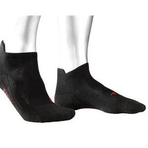 Falke Dames Golfsokken GO2 Sneaker Zwart