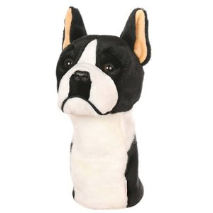 Daphne Headcover Driver Boston Terrier