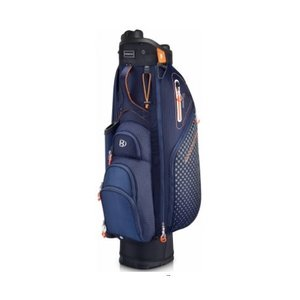 Bennington QO 9 lite series Cartbag Navy Orange