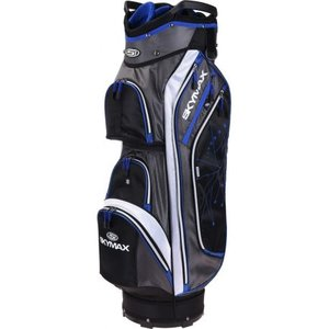 Skymax lichtgewicht Cartbag Blauw