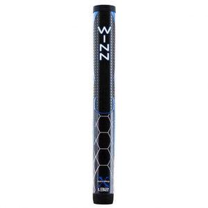 Winn Pro X 1.32 Putter Grip Zwart Blauw