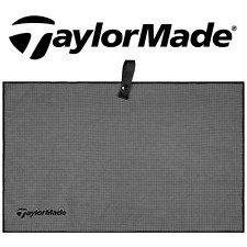 Taylormade Micro Fiber Golfhanddoek Charcoal