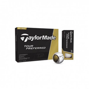 Taylormade Tour Preferred Golfballen 12 stuks