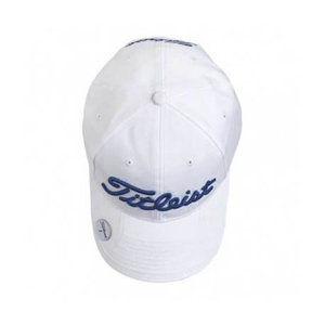 Titleist Ball Marker Cap Wit Blauw