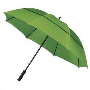 Eco Golf paraplu Stormvast Groen