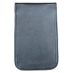 Masters Deluxe Leather Score Card Holder