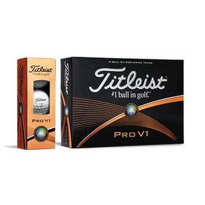 Titleist Pro V1 Golfballen wit