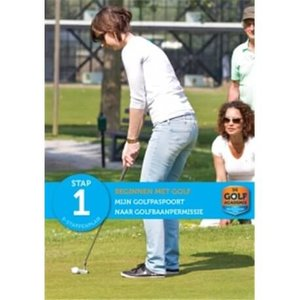 Stap 1 Golfbaanpermissie 9-Stappenplan