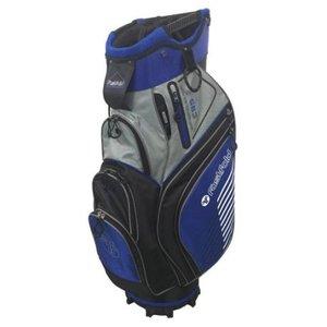 Fastfold C95 Cartbag Zwart Grijs Blauw
