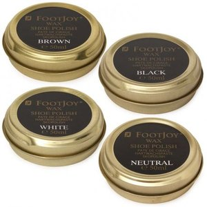 Footjoy Wax Shoe Polish Zwart