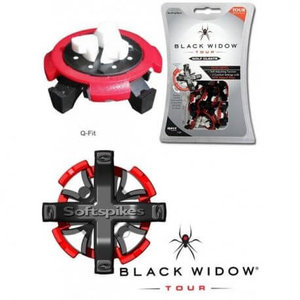 Spikes Black Widow Tour Q-Fit system