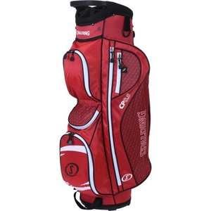 Spalding CP8.5 Cartbag Rood