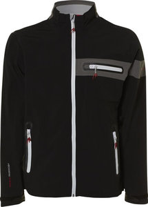 BenRoss X-Tex Stretch Regenjas Zwart