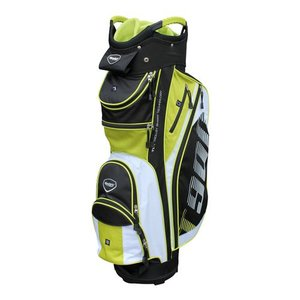 Masters T900 Cartbag Black Lime