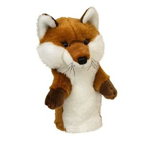 Daphne Headcover Driver Fox