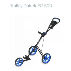 Datrek PC500 Golf Trolley Zwart Royal