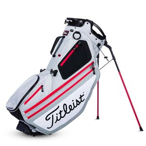 Titleist Hybrid 14 Standbag Zilver